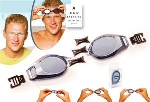 Obrázek pro výrobce 4190 Plavecké brýle s dioptriemi / dioptrické plavecké brýle