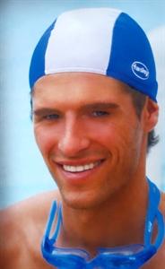 Obrázek pro výrobce 3252 Plavecká čepice dvoubarevná