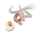 Obrázek pro výrobce 4043 Nosní klip s páskou