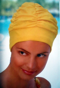Obrázek pro výrobce 3403 Látková koupací čepice dámská