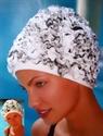 Obrázek pro výrobce 3449 Látková koupací čepice dámská