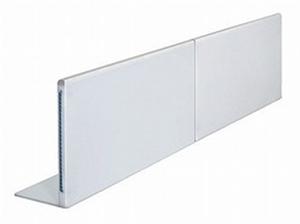 Obrázek pro výrobce IFF Florbalové mantinely 40x20m RSA bílé