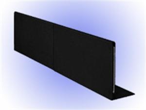 Obrázek pro výrobce IFF Florbalové mantinely 40x20m RSA černé