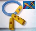 Obrázek pro výrobce 4456 Spojka k pěnové tyči - 6otvorů