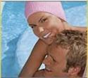 Obrázek pro kategorii Plavecké a koupací čepice